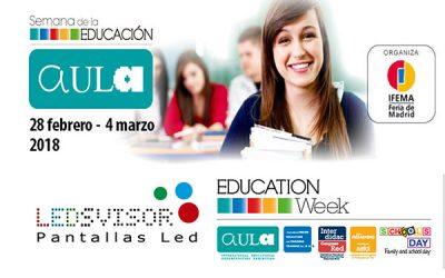 Semana de la Educacion en IFEMA