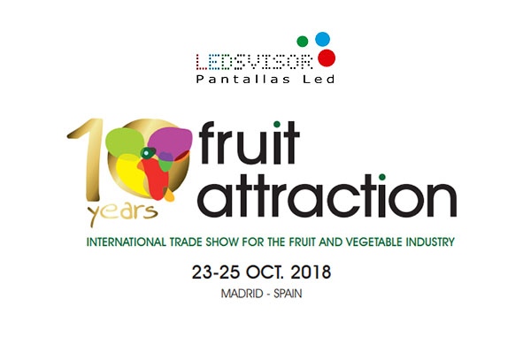 Fruit Attraction – Madrid 2018