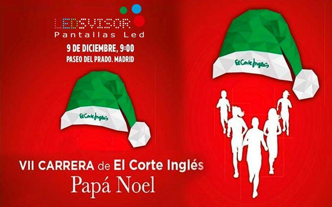 VII Carrera El Corte Inglés – Papá Noel