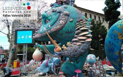 Fallas de Valencia 2018
