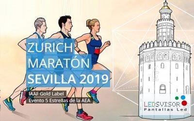 Maratón ZURICH Sevilla 2019