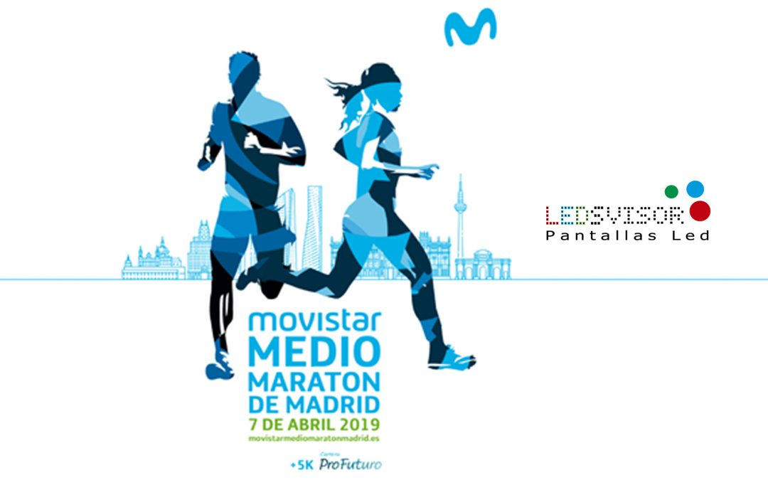 MOVISTAR Medio Maratón de Madrid