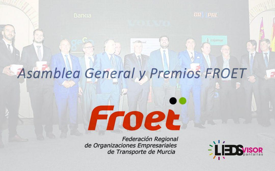 Asamblea General FROET 2019
