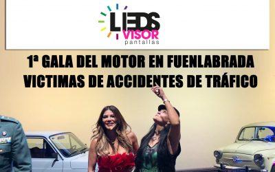 1ª Gala del Motor en Fuenlabrada – Victimas de accidentes de tráfico