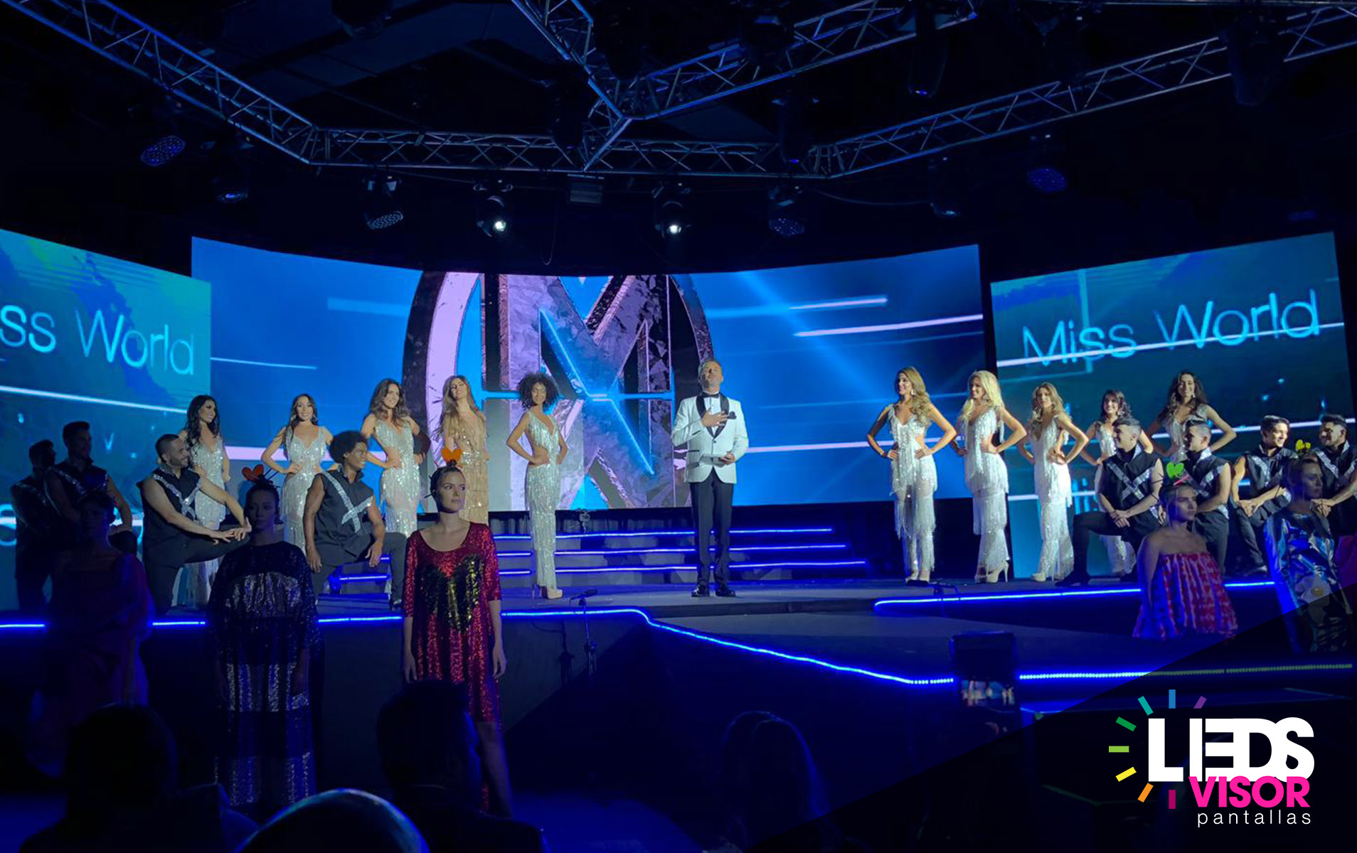 Gala Miss World Madrid 2019 -1