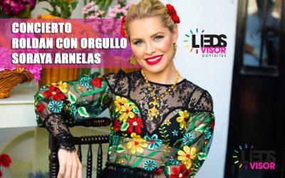 Concierto Roldan con Orgullo Soraya Arnelas (Murcia)