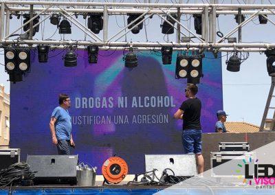 Ledsvisor en Roldan con Orgullo - Con Soraya Arnelas