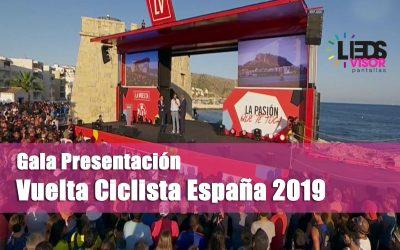 Gala Presentación Vuelta Ciclista a España 2019