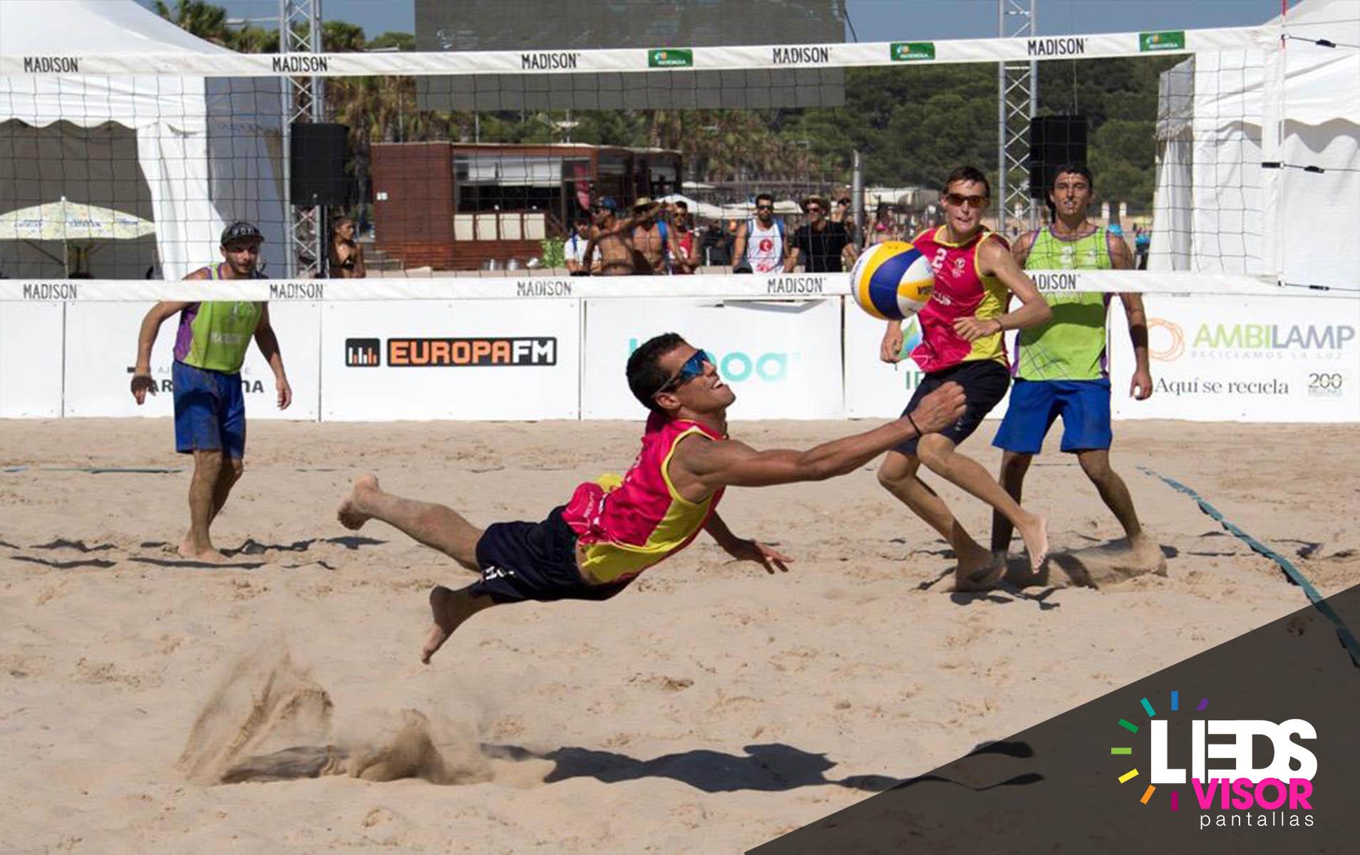 MBVT Tarragona International Open Trofeu Repsol 2019.