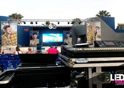 Concierto de Salva Ortega en Lo Pagán Murcia