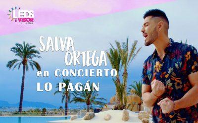 Concierto Murciano Salva Ortega en Lo Pagán (Murcia)