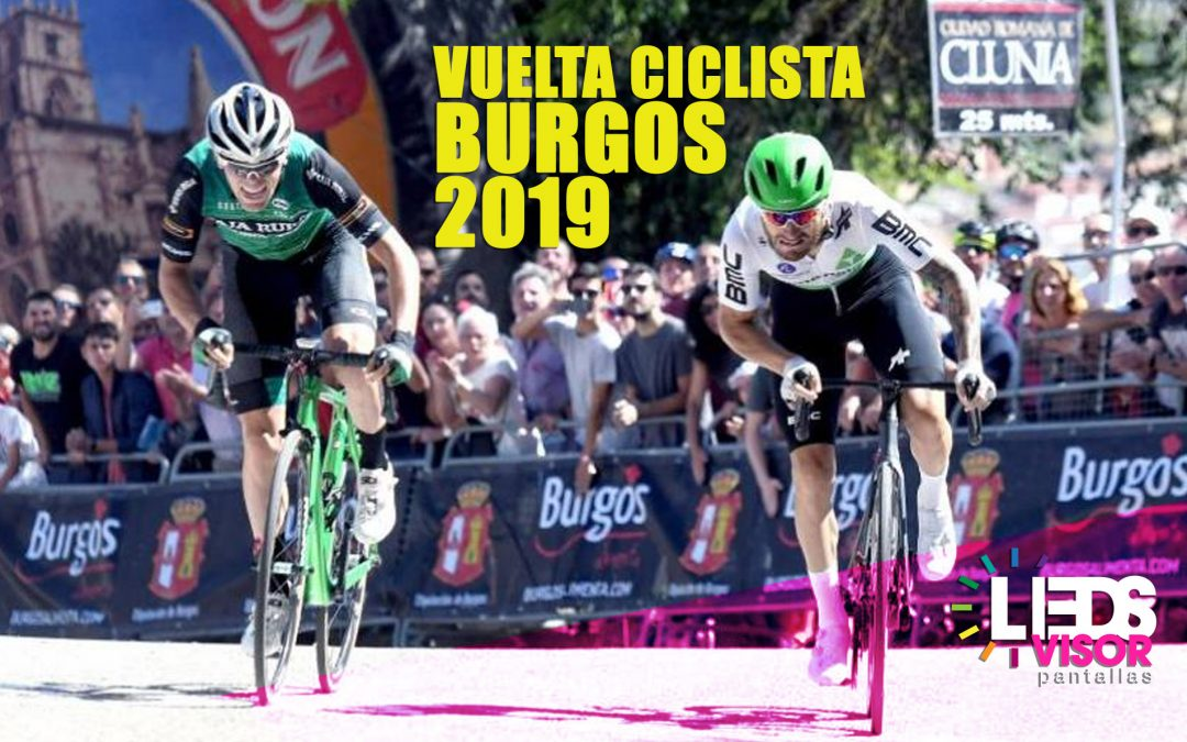 Vuelta Ciclista a Burgos 2019 – 1ª Etapa