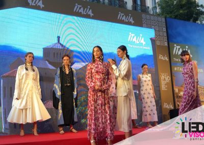 Vogue Fashion's Night Out 2019 - Ledsvisor Pantallas Leds Gigantes de Alquiler
