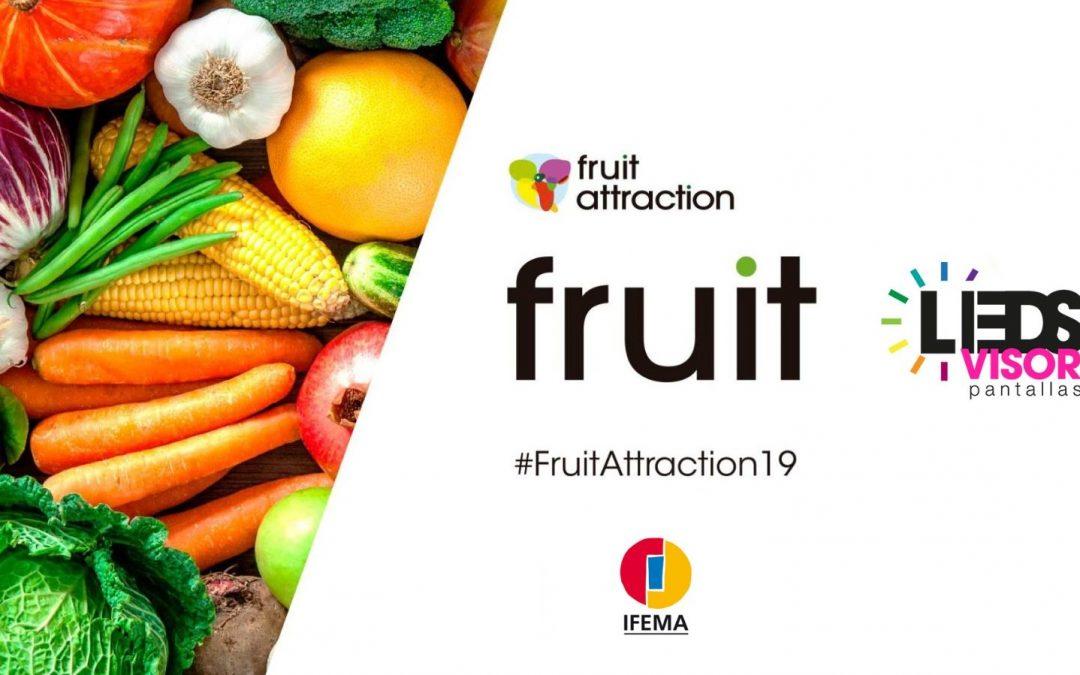 Fruit Attraction, Feria Internacional del Sector de Frutas y Hortalizas 2019