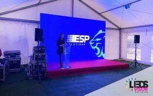 20 aniversario transportes la Espada ledsvisor