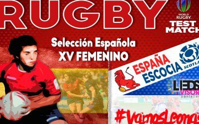 Rugby |España – Escocia| 2020 – Almería