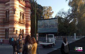 Zurich Maratón de Sevilla 2020 Ledsvisor Pantallas Leds Gigantes